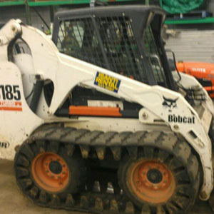 For Sale digger bobcat