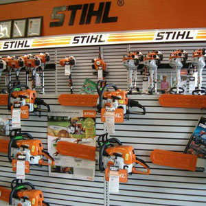 Stihl equipment tools
